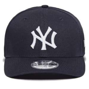 New Era New York Yankees cap - JD save 65% now £7.00 free click & collect