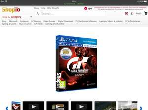 GT Sport PS4 £17.86 @ Shopto