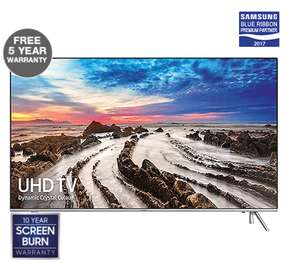 SAMSUNG UE75MU7000 £1599 WITH free delivery, free 5 year Warranty and up to £500 cashback @ RGB direct