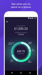 Starling Bank - Free Purchases Abroad Everywhere & Free Cash Withdrawals