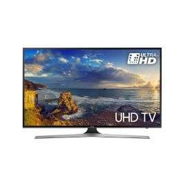 Samsung UE55MU6120 4k ultra 6 year warranty + cash back when bought with other items £529 @ Richer sounds