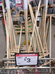 Harris victory broom £3 at b&q