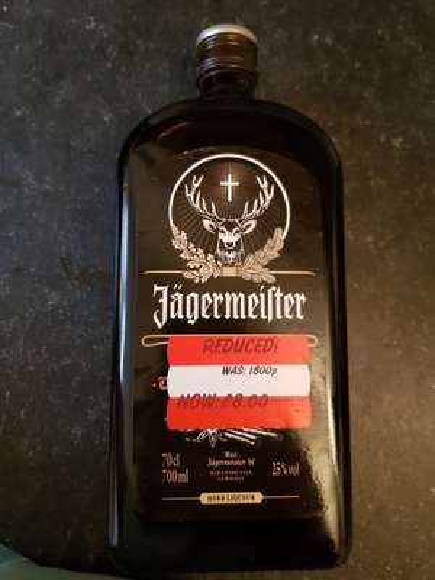 Jagermeister spice 70cl £8 @ Asda instore