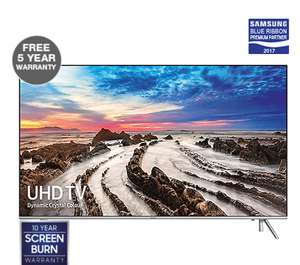 "Samsung 55"" UE55MU7000 Ultra HD 4K HDR LED TV £699 @ RGB direct"