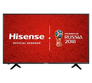 "Hisense H65N5300 65"" Freeview Play Smart 4K Ultra HD LED TV - 5year warranty £599.98 @ Costco"
