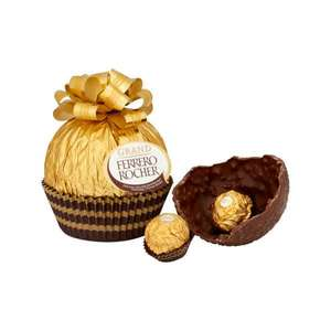 Giant Ferrero Rocher chocolate 125g £4 @ Superdrug - Free c&c