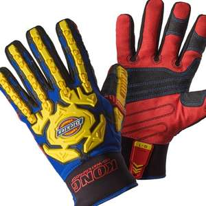 70% off heavy duty impact gloves £18 / £20.99 delivered at Dickies