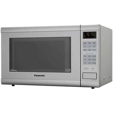 Panasonic NN-ST462M Microwave 32L 900W £99 @ John lewis