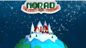 Track Santa As He Delivers His  Presents  @ Noradsanta.org