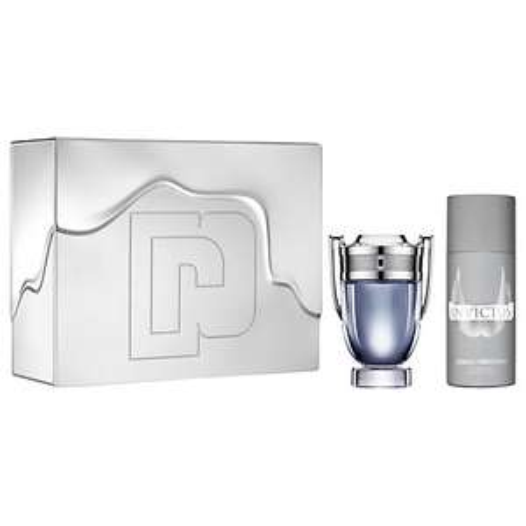 Paco Rabanne Invictus 100ml Eau de Toilette Fragrance Gift Set £43 @ John Lewis - Free c&c