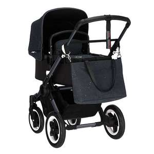 It's back!!! John Lewis Bugaboo Buffalo Limited Edition Complete Pushchair and Carrycot, Denim RPR  £1149 down to  £699 + possible free car seat