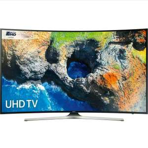 Samsung UE55MU6220 55 Inch Curved Smart LED TV 4K Ultra HD TV £579 @ AO / Ebay
