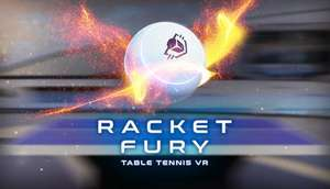 Racket Fury: Table Tennis VR £2.99 - Daily Deal @ Oculus Winter Sale