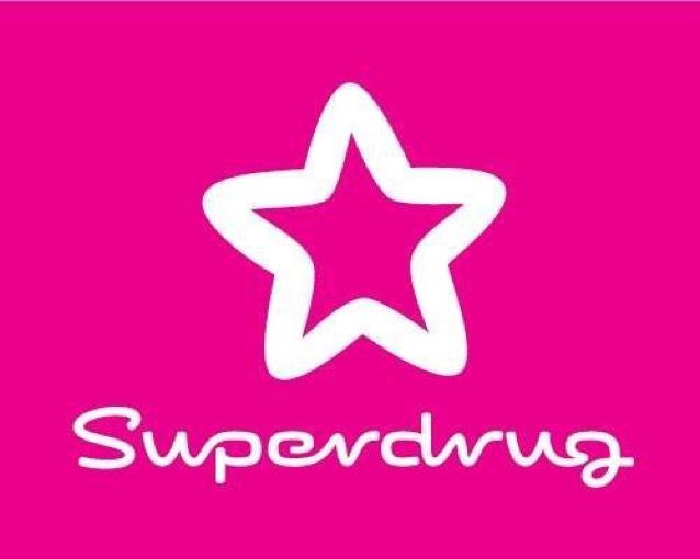 SUPERDRUG SALE STARTS 26/12/2017
