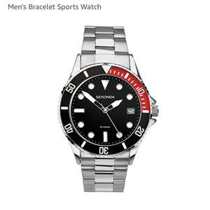Sekonda 'Submariner' style watch - £22.99 @ Sold by GB Watch Shop / Fulfilled by Amazon