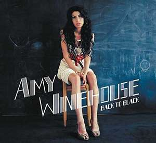 Amy Winehouse - Back To Black - VINYL + free MP3 - £12 @ Amazon Prime (£13.99 non-Prime)
