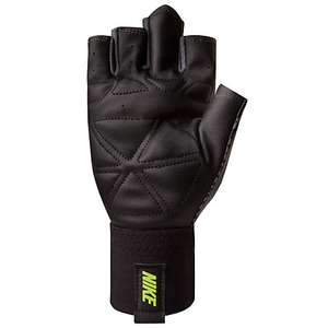 Nike Dynamic Training Gloves, Grey/Black - £7.50 @ John Lewis (C&C)
