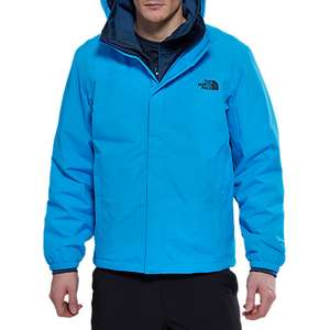 The North Face Resolve Insulated Men's Jacket, Blue - £70 @ John Lewis (C&C)