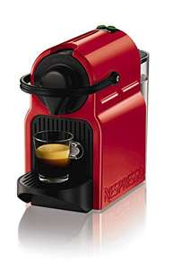 Nespresso Inissia Coffee Capsule Machine (Ruby Red by Krups) - now £44 / White £44 / Black £49@ Amazon