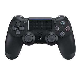 DualShock 4 (Black) controller (Refurbished) @£35 - Tesco ebay outlet