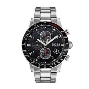 Hugo Boss Rafaele Chronograph watch & others £188 @ JB Watches