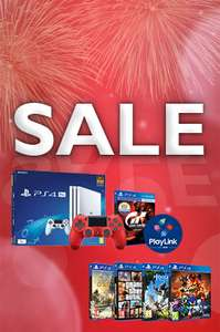 PS4 Pro White 1TB Console + DualShock 4 Controller Magma Red V2 + GT Sport, That's You, Knowledge is Power, Hidden Agenda + Singstar Celebration + Fallout 4 + Doom + Dishonored 2 Limited Edition  SHOPTO