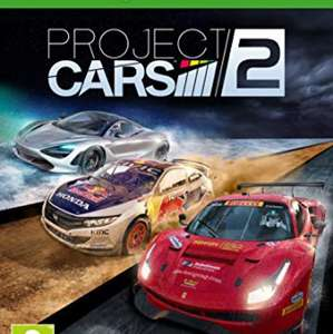 Project Cars 2 (PS4/Xbox One) - £24.99 Smyths