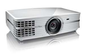Optoma UHD550X 4K UHD 2800 ANSI Lumens DLP Home Entertainment Projector - White £1499 @ Amazon