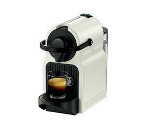 NESPRESSO by Krups Inissia XN100140 Coffee Machine - White - £44 - Currys