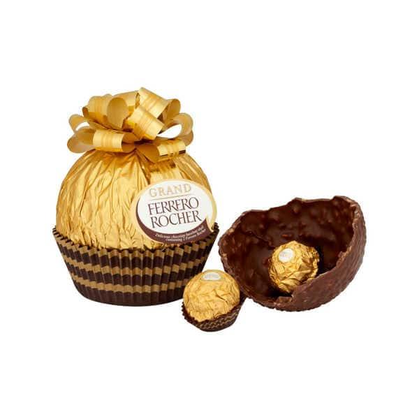 Grand Ferrero Rocher Chocolate and 2 Inside 125g £1.99 - Superdrug