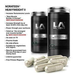 Norateen heavyweight 2 BOGOF and 57%discount.