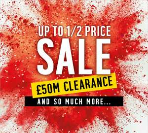 Up to 50% off @ Argos start from Christmas Day