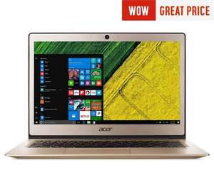 "Acer Swift 1 Laptop, 13"" FHD Screen, Pentium N3710, 4GB RAM, 64GB £269.99 - Argos"