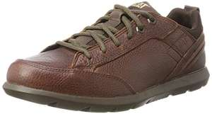 Caterpillar Beckett leather trainer/sneaker £27.57 size 10 Amazon