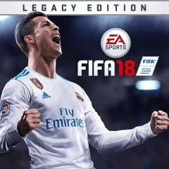 Fifa 18 ps3 £19.99 on playstation store