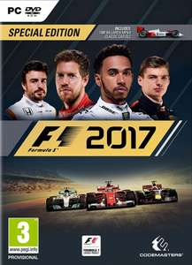 F1 2017 PC - £18.79 at CDKeys (£17.85 with FB code)