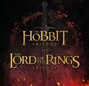 Middle Earth Extended Editions 6 Film Collection Microsoft Store £27.99 Today Only!
