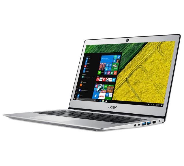 Acer Swift 1 13 Inch 1080p IPS 4GB 128GB Laptop £299.99 - Argos