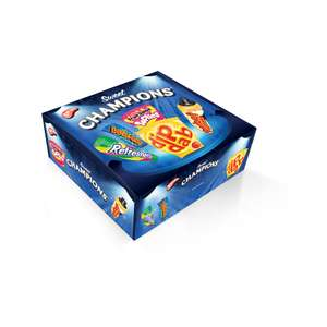 Barratts Sweet Champions 750g £2 at Wilko - Click & Collect