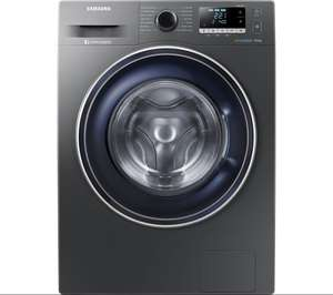 Samsung Ecobubble WW90J5456FX 9 kg 1400 Spin Washing Machine - Graphite £369 with code at Currys