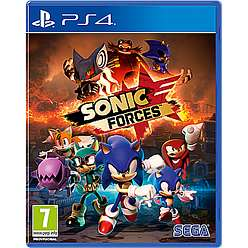 Sonic Forces [PS4] £14.99 // Puyo Puyo Tetris [PS4] £11.99 @ Game