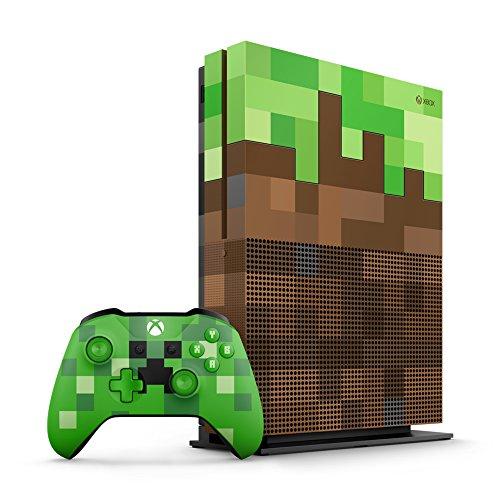Xbox One S Minecraft Limited Edition 1TB Console - £209.00 - Amazon.de