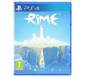 Rime PS4 @ Argos was £24.99 Now £17.49