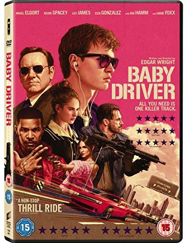 Baby Driver (2017) (DVD) - £5.00 prime / £6.99 non prime Amazon