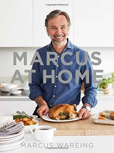 Marcus Wearing at home cookbook - £3.00 Prime / £5.99 Non Prime at Amazon