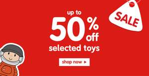 ELC - UP TO 50% OFF SALE NOW ON!