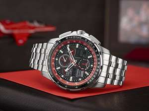 Citizen Eco-Drive Red Arrows Skyhawk A.T. @ Amazon Pre-Order