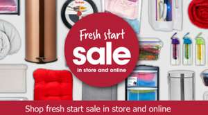 WILKO - 'FRESH START SALE'! IN-STORE & ONLINE