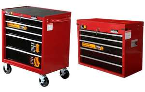 Halfords Professional Tool Chest Bundle £179.10