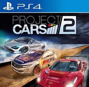 Project Cars 2 PS4 - £24.99 @ Amazon